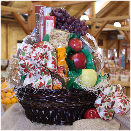 gourmet-food-gift-basket-golden-delicious